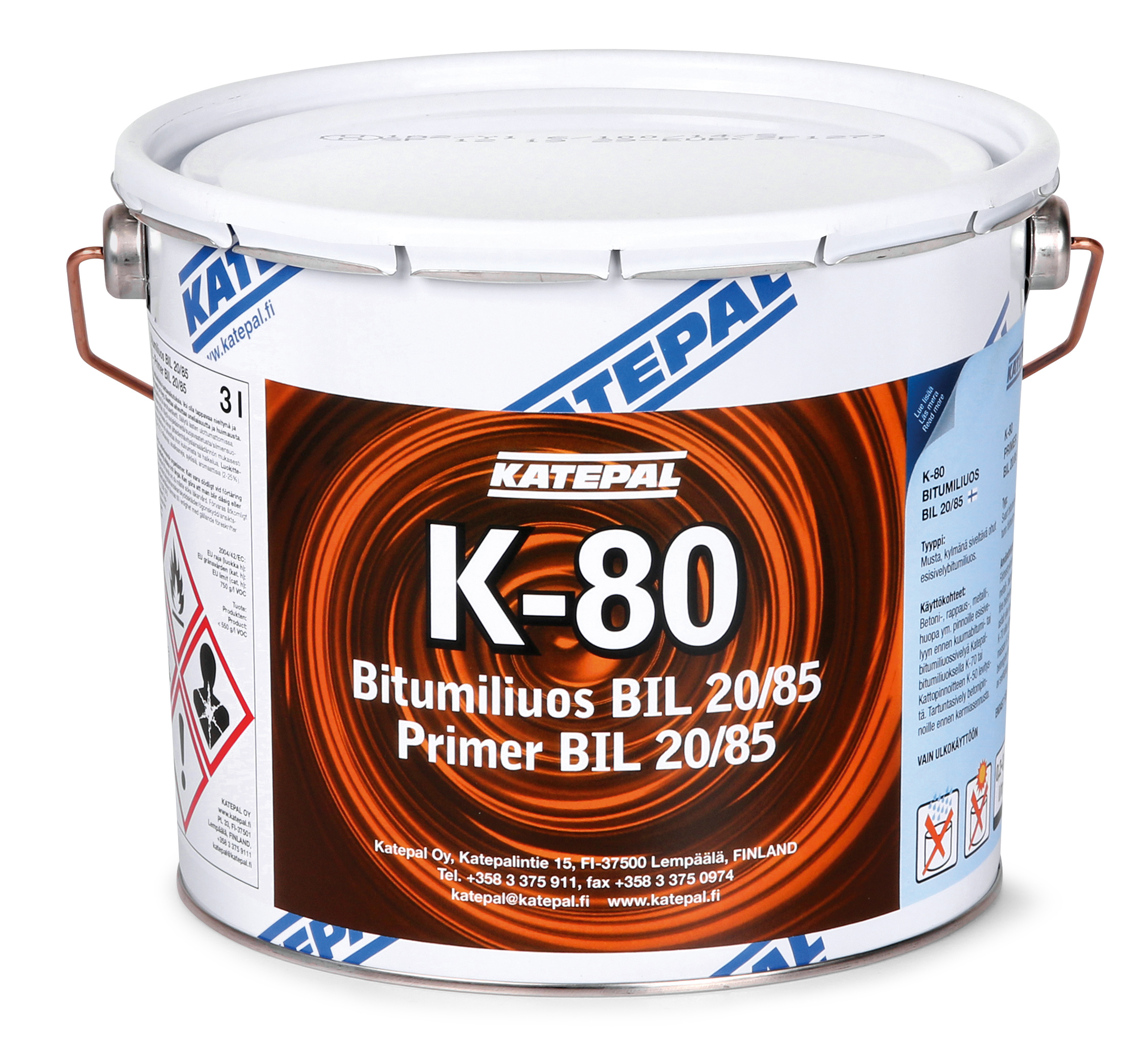 K-80 Bitumiliuos