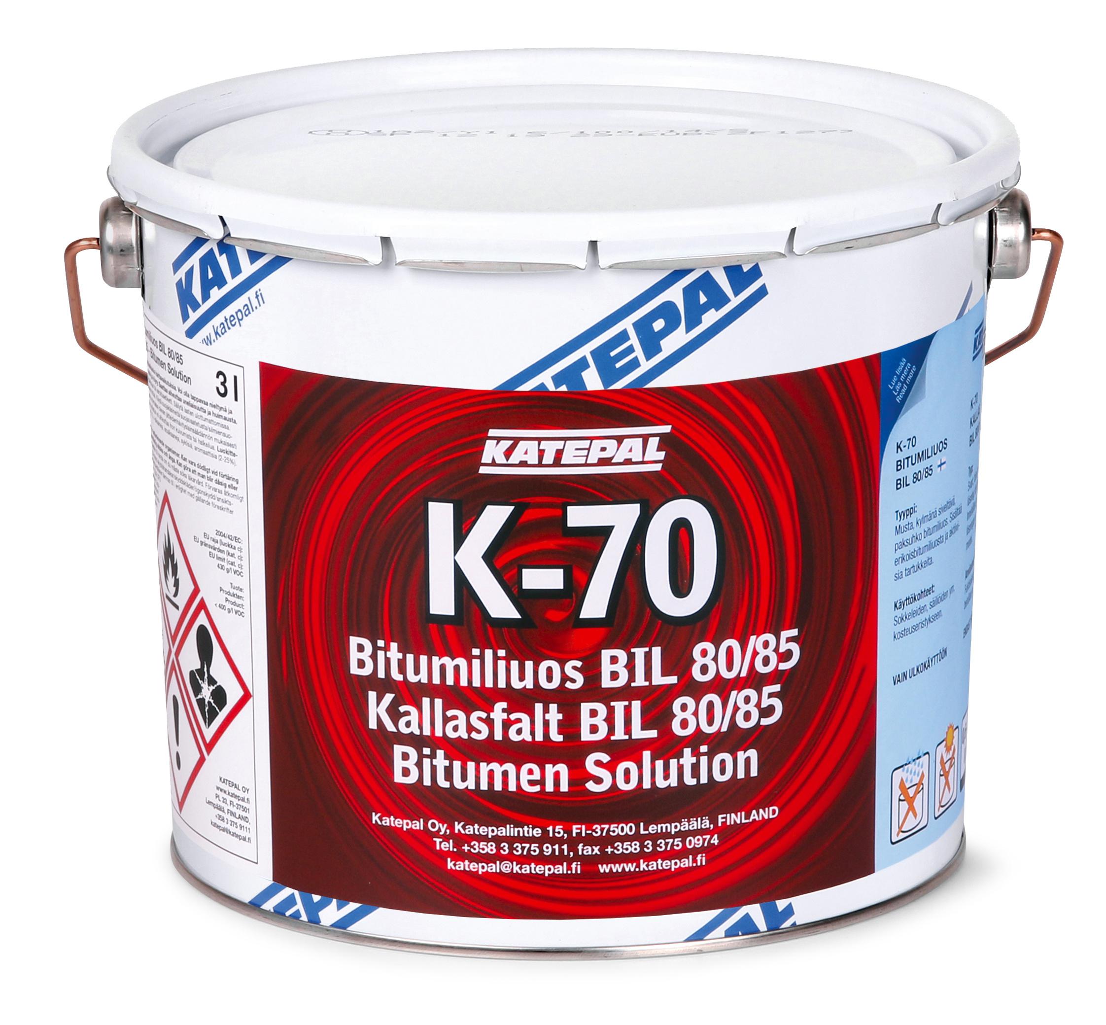 K-70 Bitumiliuos 0